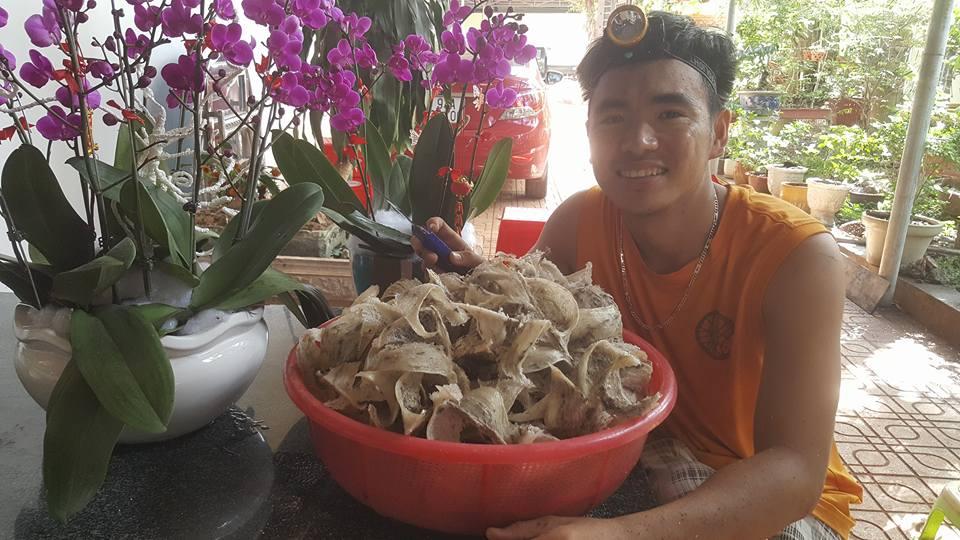 Yến thô Yến Sào Nam Phú